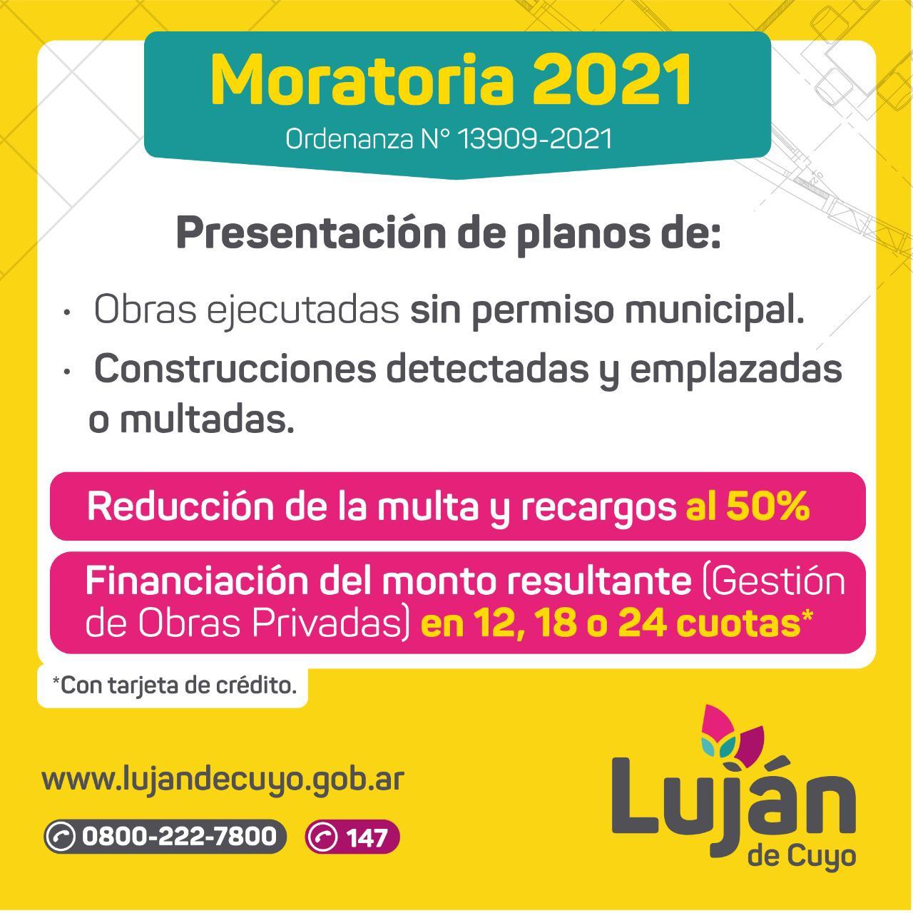 Moratoria 2021