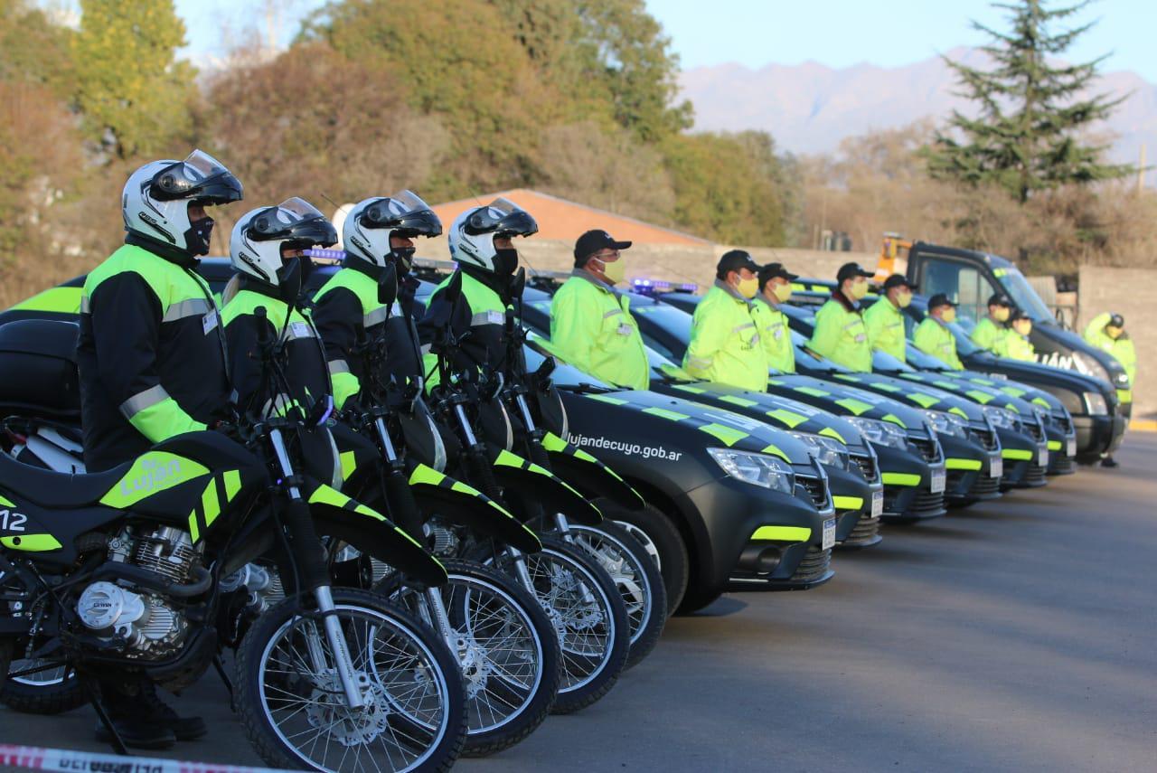 Nueva flota de seguridad vial